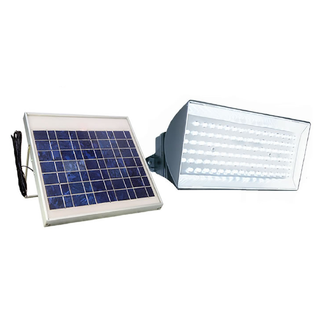 PROJECTOR TYPE INDOOR/OUTDOOR:SUPER BRIGHT MULTI-PURPOSE SOLAR LAMP SUNFREE 1100 – HYPER POWERFUL