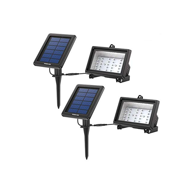 Solar flood , sign and advert lamp 28 leds