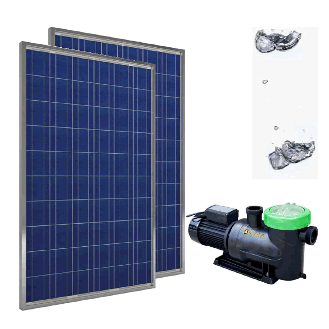 Surface solar pumps  0.5hp to 2hp