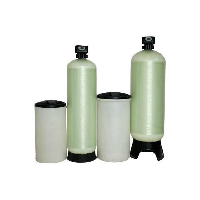Automatic Control Industrial Water Softener Equipment