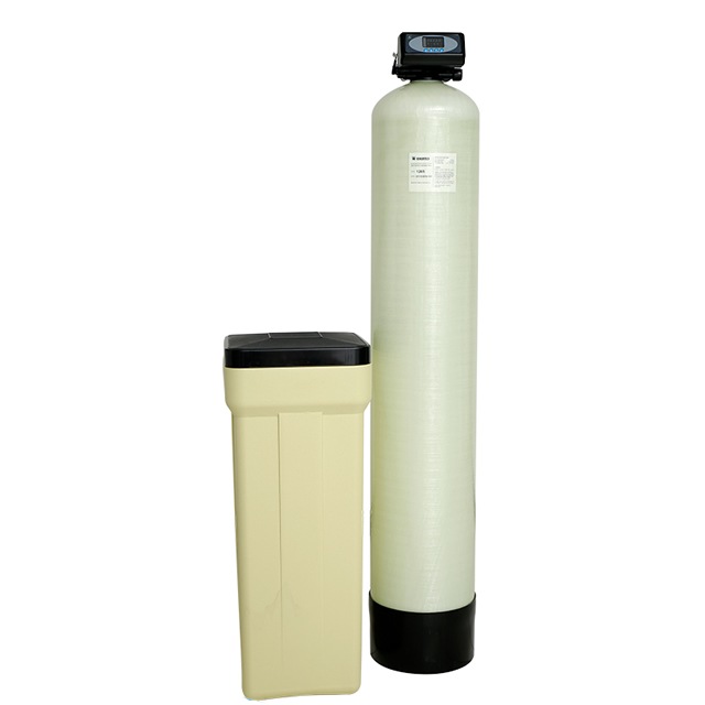 Full Automatic Boiler Feed Water Softener Water Treatment System