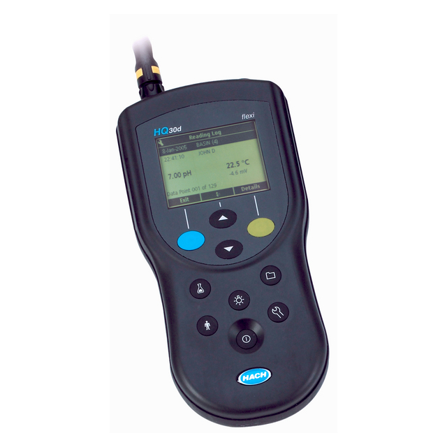 HQ30D Portable pH and Conductivity/TDS Meter