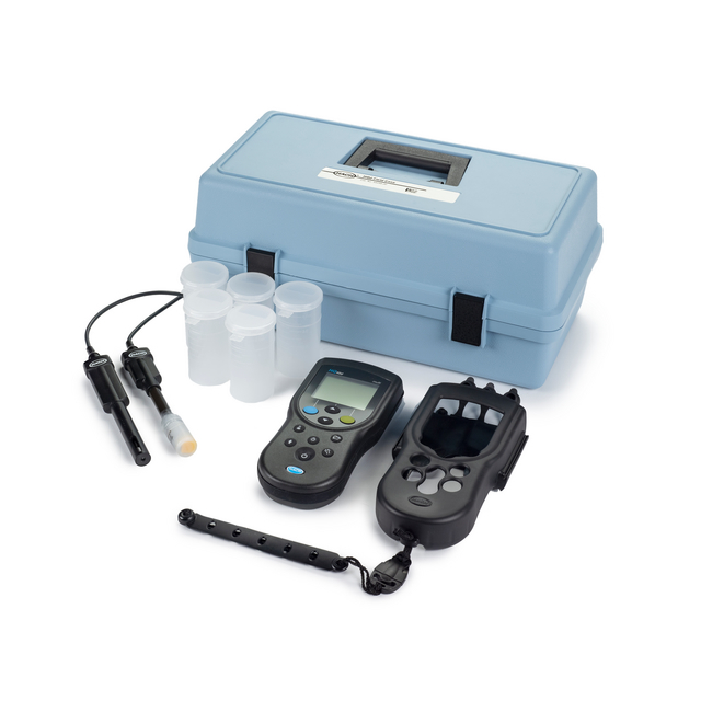 HQ40D Portable pH and Dissolved Oxygen Meter