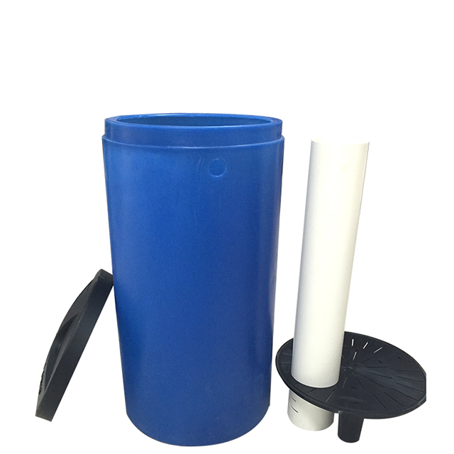 PE Round Brine Tanks with Cover /Float Assembly/Brine Well